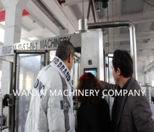 Hot Beverage Juice Bottling Filling Machine pictures & photos