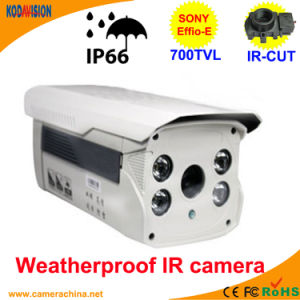 80m LED Array IR Sony 700tvl CCTV Camera Security Systems pictures & photos