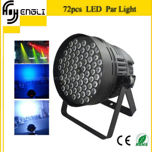 72 PCS*1/3W LED PAR Indoor Stage DJ Light (HL-036)