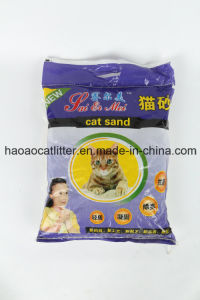 Strong Clumping Bentonite Cat Litter with Easy Scoop Away pictures & photos