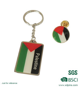 Custom Metal Luggage Key Tag with Printing Logo (A2) pictures & photos