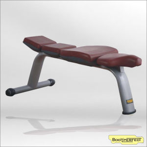 Gym Equipment Names/Commercial Gym Equipment/ Fitness Machines Flat Bench pictures & photos
