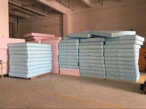 Foam Mattress/Latex Mattress (M006) Roll Memory Mattress / pictures & photos