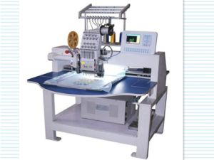 Single Head Machine for Embroidering Cap with High Quality pictures & photos