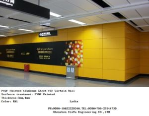 Construction Material of Aluminum Panel for Wall & Decorative