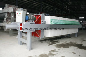 China Supplier Quick Opening Automatic Membrane Oil Filter Press pictures & photos