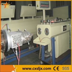 1 to 2 Inch PVC Double Pipe Extrusion Line pictures & photos