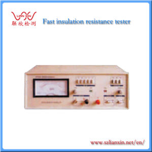 Hot Sale New Product Fast Insulation Resistance Tester Lx-2683/a pictures & photos