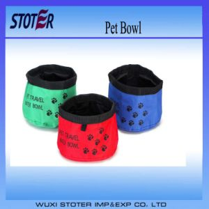 Food Grade Folding Pet Bowl pictures & photos