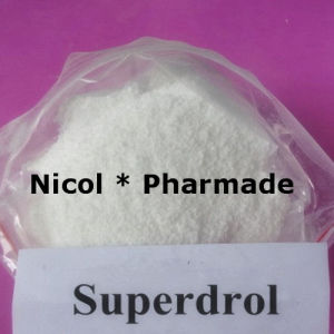17A-Methyl-Drostanolone Superdrol Steroid Powder Superdrol pictures & photos