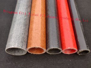 Customized All Kinds of Fiberglass Hollow Tube pictures & photos