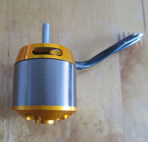 Brushless DC Servo Motor Permanent Magnetic Motor pictures & photos