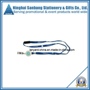 1.5cm Lanyard with ID Badge Reel