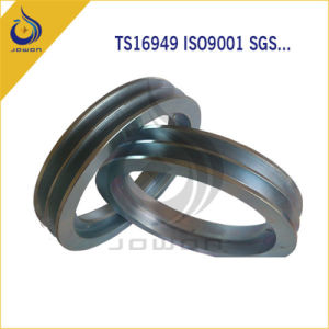 CNC Machining Belt Pulley Sand Casting Iron Casting pictures & photos