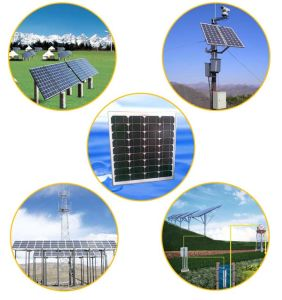 150wp TUV/CE/Mcs/IEC Approved Black Mono-Crystalline Solar Panel (ODA150-18-M) pictures & photos