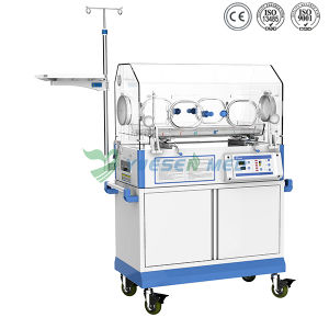 Ysbb-100 Hospital Hot Sale High Quality Cheap Mobile Baby Incubator pictures & photos