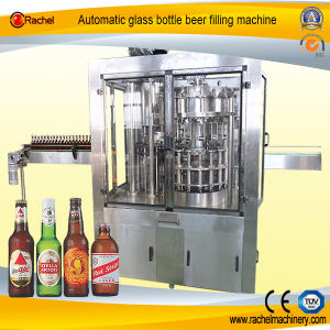 Middle Type Automatic Beer Filling Packaging Machine pictures & photos