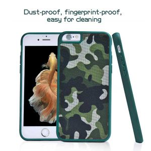 New Arrival High Quality Camouflage Pattern Case for iPhone 6/6s