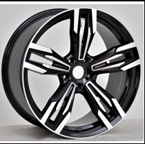 F9931 20X8.5 20X10 5X120 Silver Face Car Alloy Wheel Rims for BMW pictures & photos