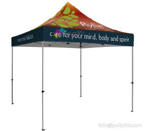 Free shipping - Fullcolor Dye Sublimation Printing 10X10FT Advertising Tent pictures & photos
