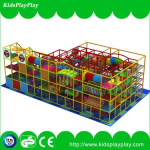 Children Outdoor Plastic Slide Gymnastic Indoor Playground Equipment pictures & photos