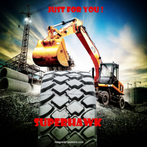 High Quality off Road E3 L3 Loader Earthmover Tire Radial OTR Tire (17.5R25 20.5R25 23.5R25 26.5R25 29.5R25) pictures & photos