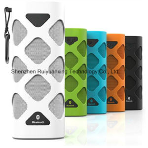 Portable Bluetooth Speaker with Built-in Microphone (white) pictures & photos