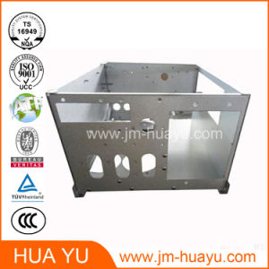 Customized CNC Stamping Parts Aluminum/Steel Sheet Metal pictures & photos