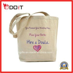 5oz Logo Printing Reusable Cotton Shopping Tote Bags pictures & photos