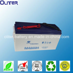 Maintenance Free Rechargeable Power Battery for Electric Power System 12V120ah