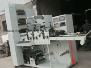 High Speed High Quality Fully-Auto 4 Colour Flexo Printing Machine pictures & photos