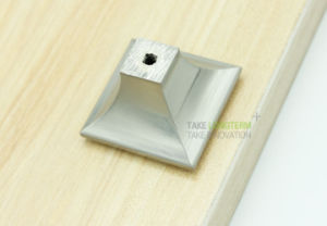 Brushed Nickel Sqaure Kitchen Cabinet Drawer Knobs and Pulls pictures & photos