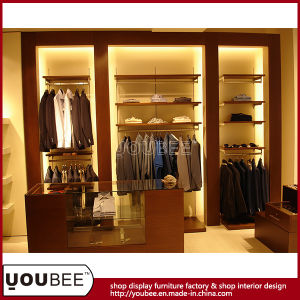 Men Garment Shopfitting, Menswear Clothes Shop Decoration From Factory pictures & photos
