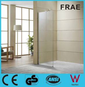 8mm Walk-in Glass Shower Panel Bathroom Door pictures & photos