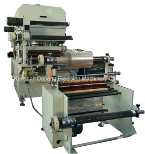Hydraulic Press Automatic Aluminum Foil Label Die Cutting Machine (DP-650) pictures & photos