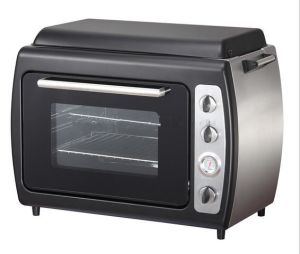 Hot Sale Portable Camping Gas Oven, Gas Stove pictures & photos