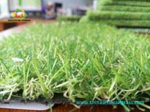Hot Sale Soft Eco Friendly Synthetic Grass for Landscaping with RoHS Certification pictures & photos