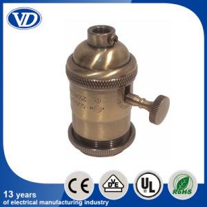 UL E26 Vintage Copper Lamp Holder