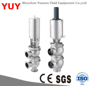 Food Grade Pneumatic Directional Valve pictures & photos