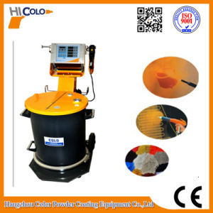 Digital Value Intelligent Manual Powder Coating Machine pictures & photos