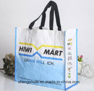 Reusable 120GSM PP Woven Bag Shopping Bag Tote Bag