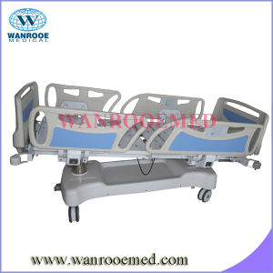 Bae501e Electric Column Structure Hospital Bed with Extension pictures & photos