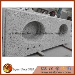 Competitive Price Quartz Stone Vanity Top pictures & photos