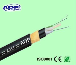 48core Thunder Proof ADSS Fiber Optic Cable pictures & photos