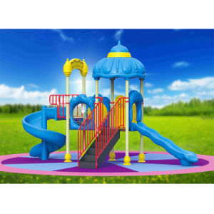 Outdoor Playground--Magic Paradise Series, Children Outdoor Slide (XYH-MH0025)