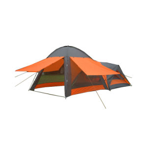 5 Person 3 Doors Outdoor Dome Camping Tent pictures & photos