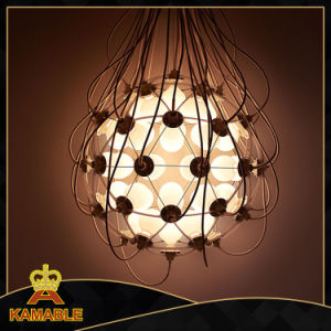 Dining Room Decorative Iron Pendant Lamp (KA0200) pictures & photos