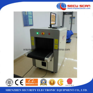 X-ray based baggage scanner for a shopping mall security system pictures & photos