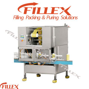 Stretch Sleeve Labeling Machine Supplier pictures & photos