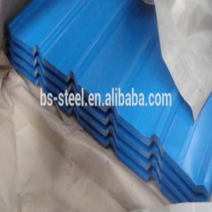 Dx51d Construction Material Prepainted Corrugated Roofing Sheet pictures & photos
